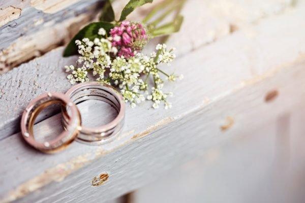 Como celebrar una boda ecologica los anillos