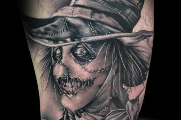 tatuajes-de-halloween-espantapajaros-terrorificos