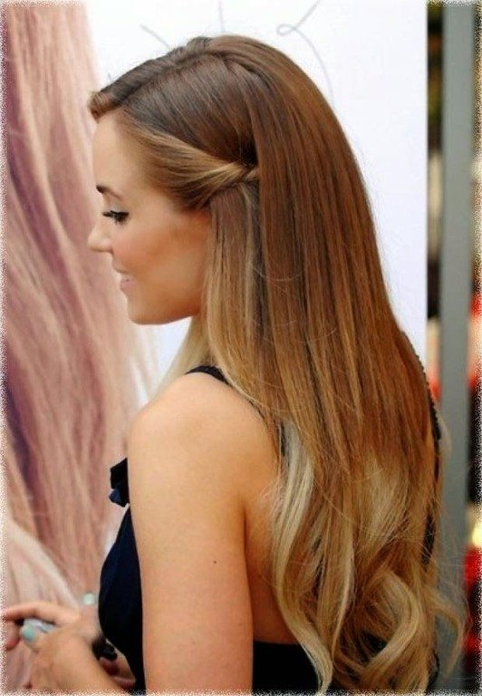 peinados-para-san-valentin-pelo-suelto