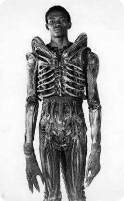 Actor que hizo de Alien en 1979