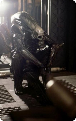 Alien - xenomorfo de 1979