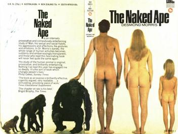 Simio desnudo