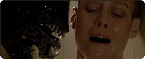 Alien y Ripley