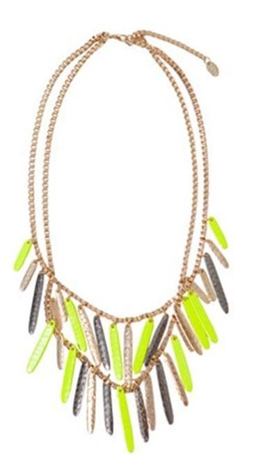 Collares de moda 2012