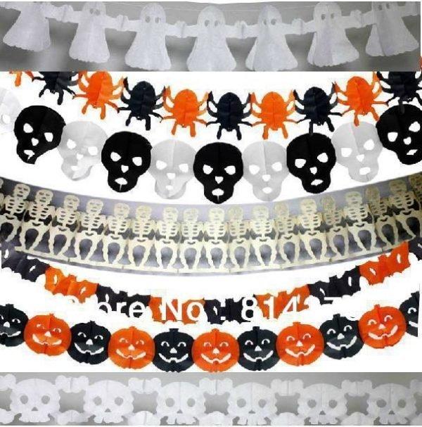decoracion-halloween-guirnaldas-de-halloween-divertidas-y-baratas