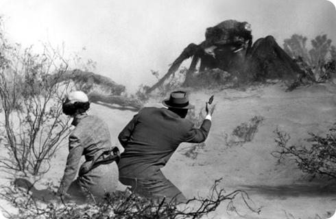 Them!, 1954. hormigas gigantes