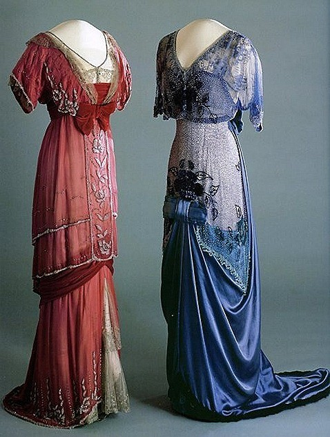 Downton Abbey, moda vintage