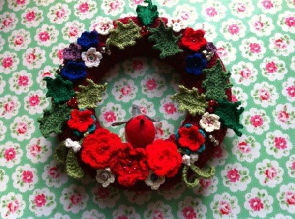 coronas-de-navidad-crochet