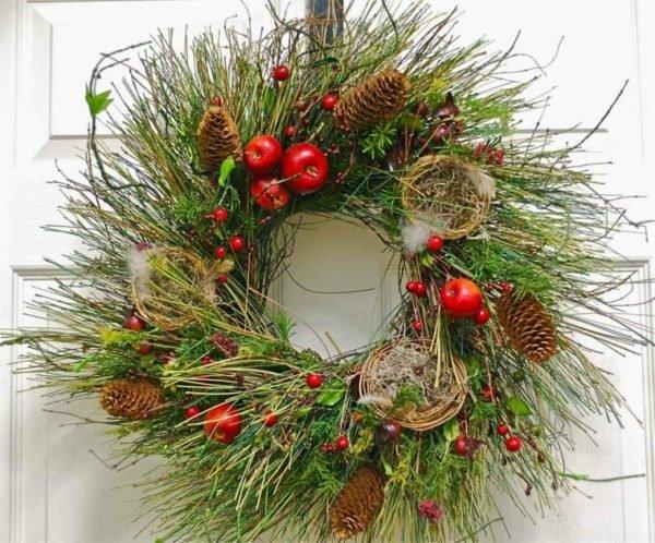 coronas-de-navidad-hierbajos-pinas