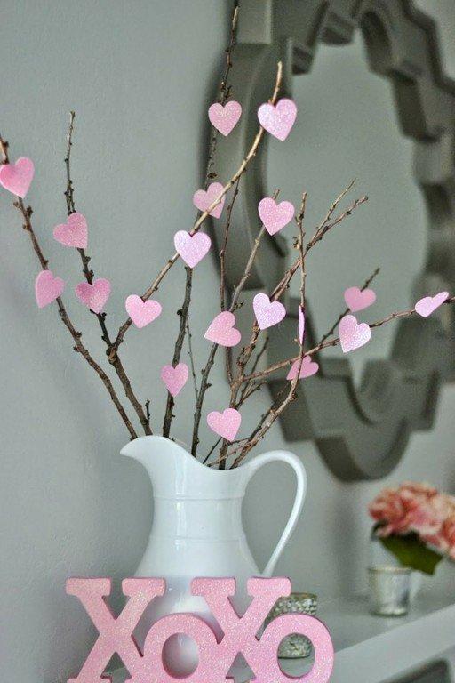 decoracion-san-valentin-para-el-salon-jarron