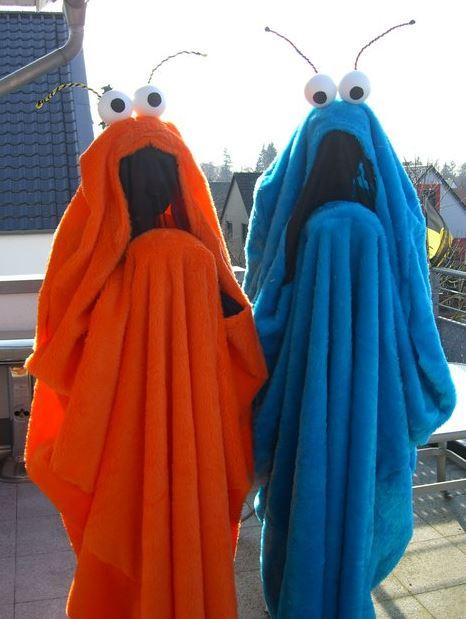 Disfraces de Halloween originales