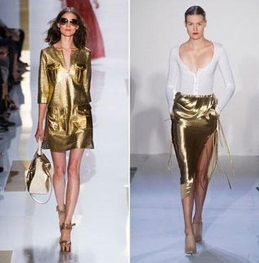 Fashion gold