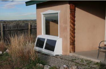 Cómo hacerse una calefacción solar casera