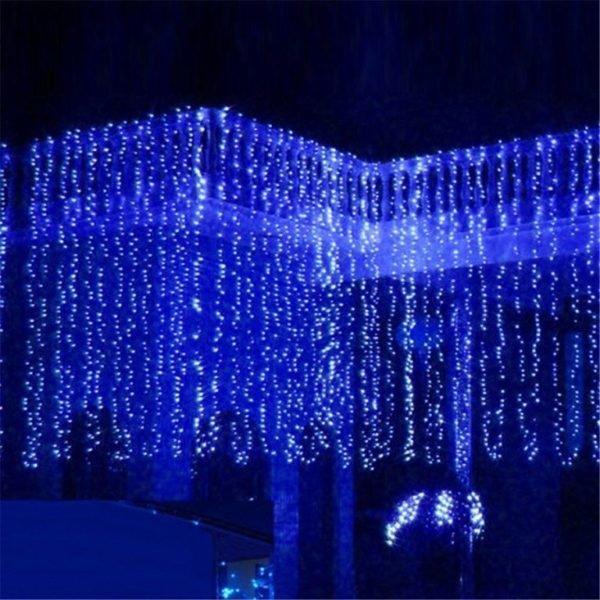 cortina-led-navidad-azul