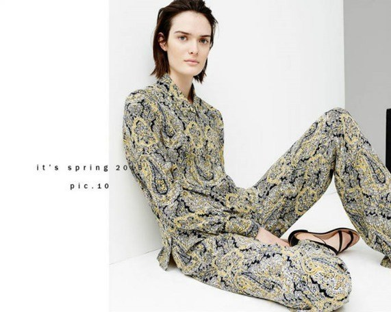 Zara primavera-verano 2015