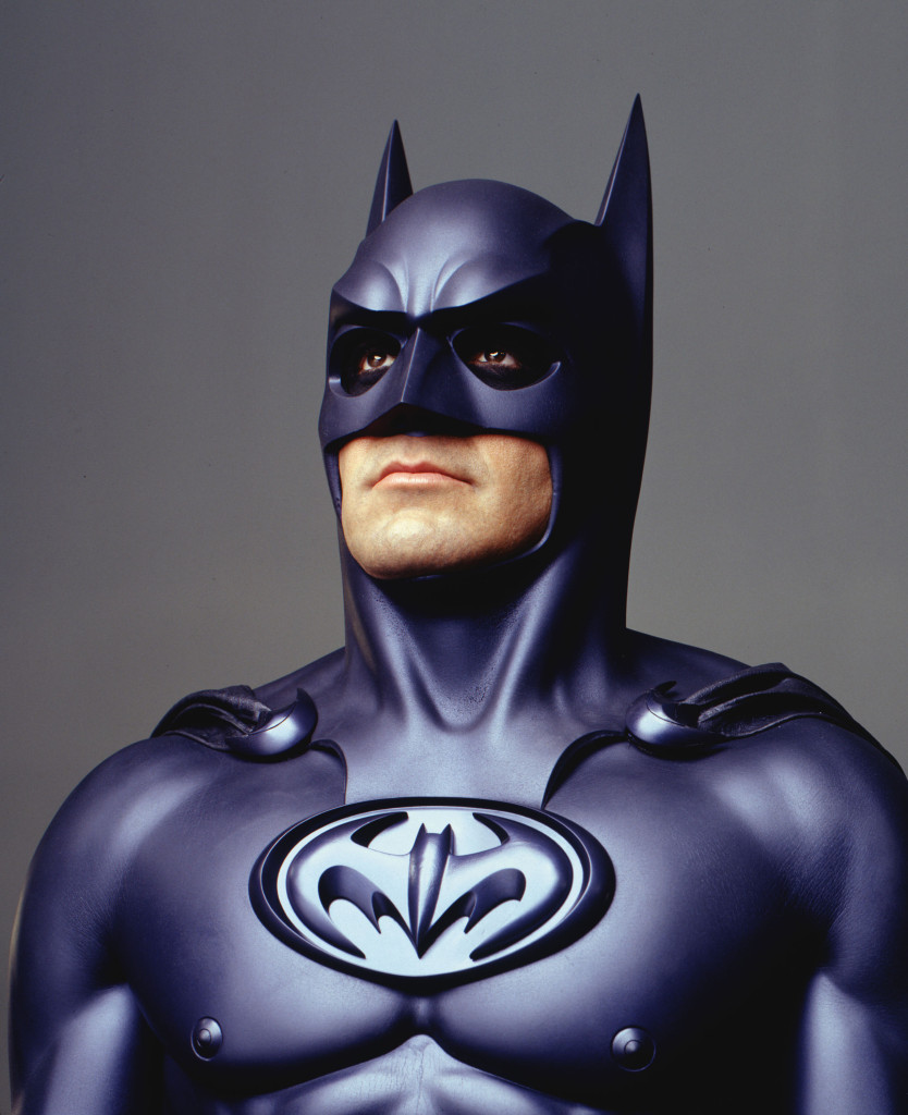superheroes ridiculos batman george clooney