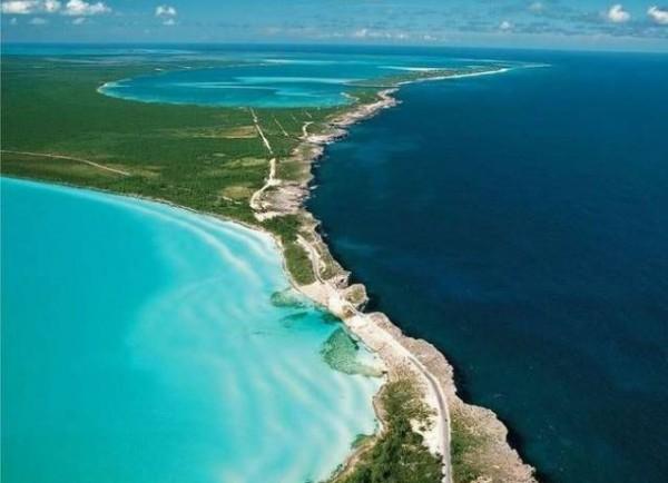 Diferencias entre mares y océanos