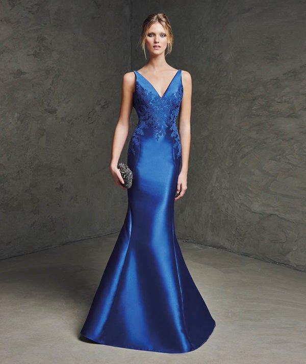 vestidos-de-fiesta-pronovias-sirena-azul