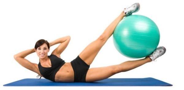 ejercicios-adelgazar-piernas-colchoneta-pelota