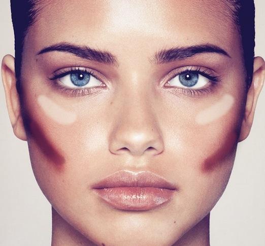 maneras-rapidas-adelgazar-la-cara-maquillaje