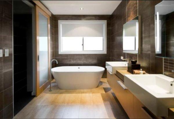 colores-para-casas-con-estlo-interior-lavabo-marron