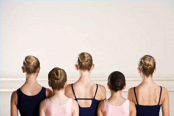 Cómo hacer un moño de ballet