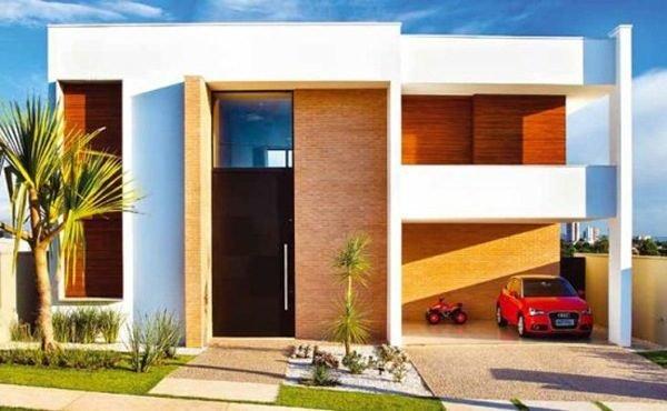 fachadas-de-las-casas-más-bonitas-y-modernas-casa-dos-pisos-con-plantas