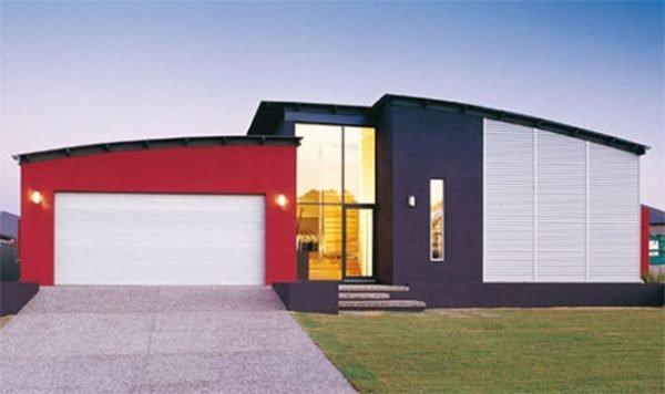 fachadas-de-las-casas-más-bonitas-y-modernas-casa-roja-y-negra