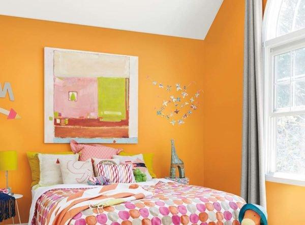 los-colores-cuartos-ninos-ninas-moda-2016-COLORES-NIÑAS-color-naranja