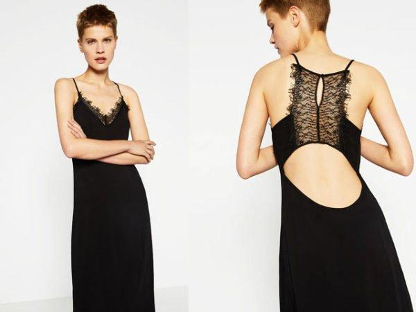vestidos-fiesta-largo-zara-negro-encaje
