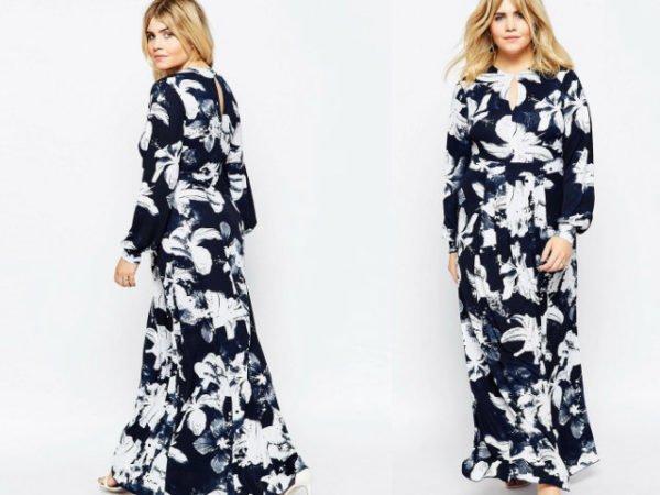 vestidos-fiesta-tallas-grandes-asos-blanco-y-azul
