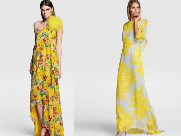 vestidos-largos-fiesta-el-corte-inglés-amarillo