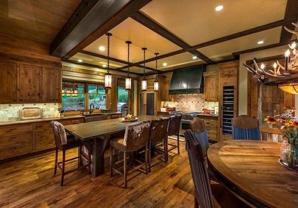 cocina-rustica-madera