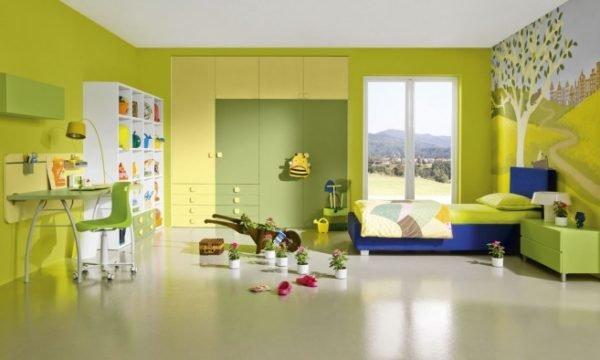 colores-para-cuartos-juvenil-nino-verde-2