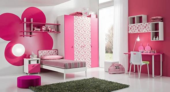 colores-para-cuartos-juveniles-rosa