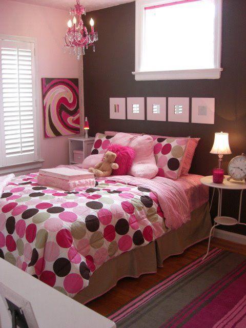 colores-para-cuartos-juveniles-rosa-marron