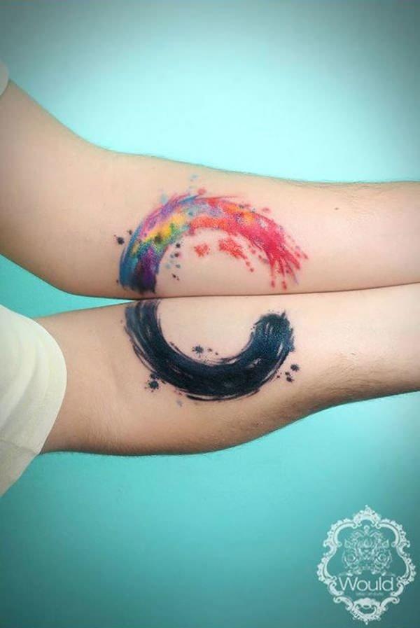 tatuajes-brazo-antebrazo-dos-brazos-circulo