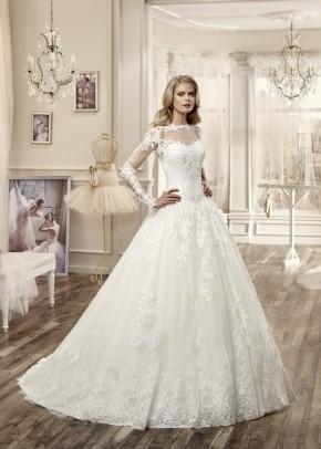 vestidos-de-novia-manga-larga-escote-cubierto
