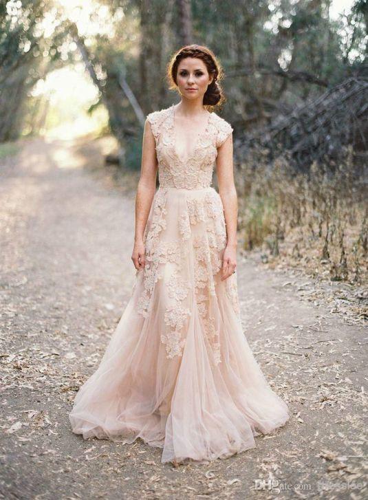 vestidos-de-novia-vintage-rosa-palo