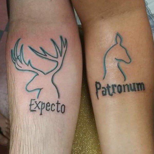 tatuajes-parejas-dos-mitades-expectro-patronum