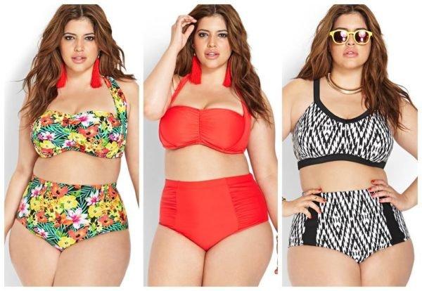 Bikinis Tallas Grandes Los Bikinis Para Gorditas Para Verano 2021 Tendenzias Com