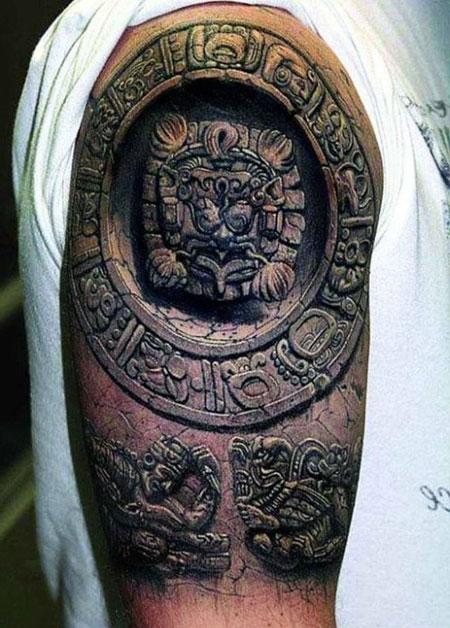tatuajes-maori-hombro-3d