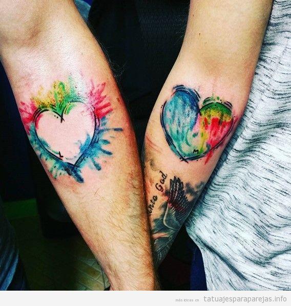 tatuajes-para-hermanas-originales-corazones