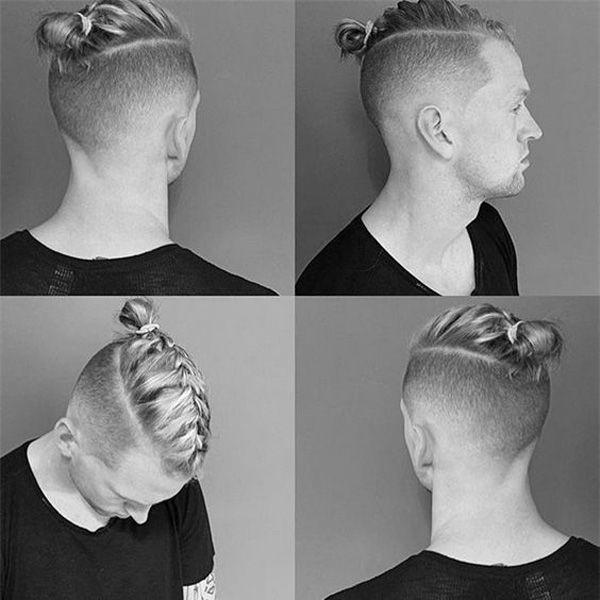 De 50 Fotos De Peinados Con Trenzas Para Hombres Man Braids