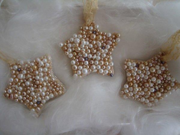 estrellas-de-navidad-con-perlas