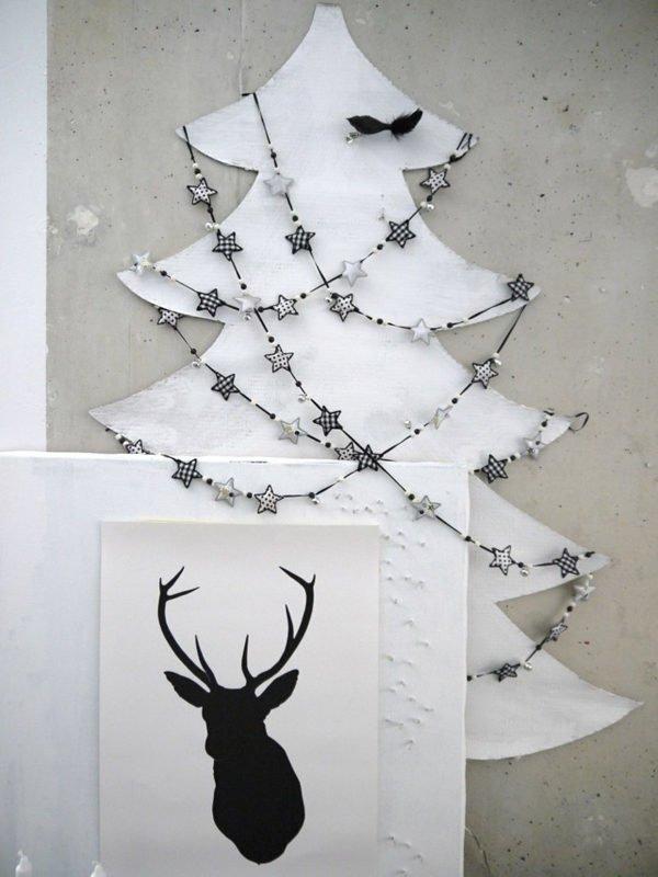 estrellas-de-navidad-decorando-arbol