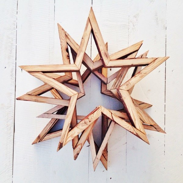 estrellas-de-navidad-maderas