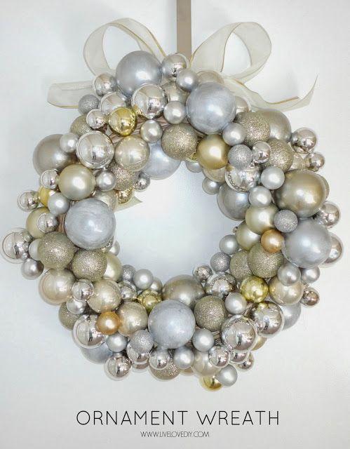 lazos-de-navidad-corona-navidad-bolas