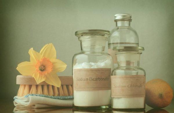 El nuevo secreto de la belleza bicarbonato bote vintage
