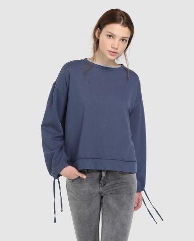 easy-wear-sudadera-azul-con-lazos